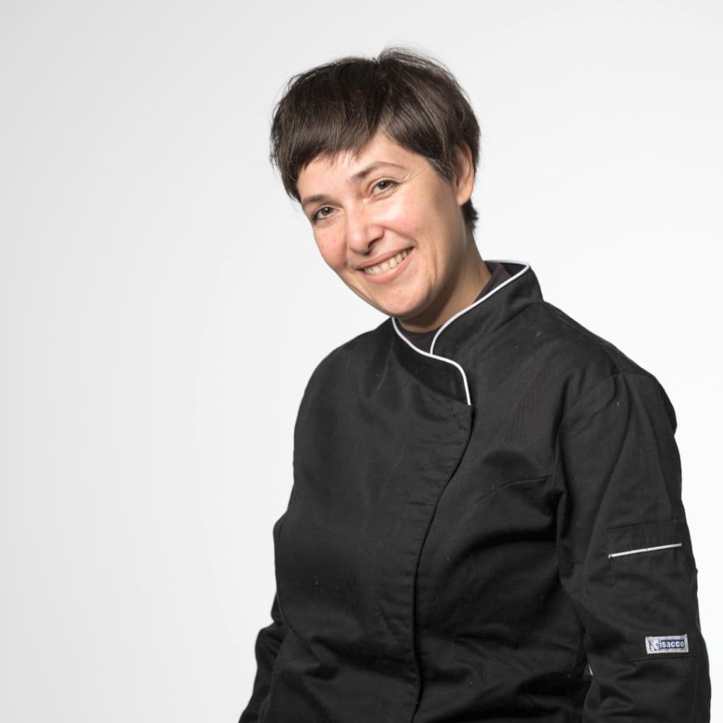 Erica Parpinel, titolare di Tahin Servizio Catering